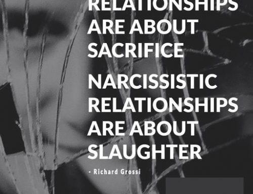 Narcissists & Relationships